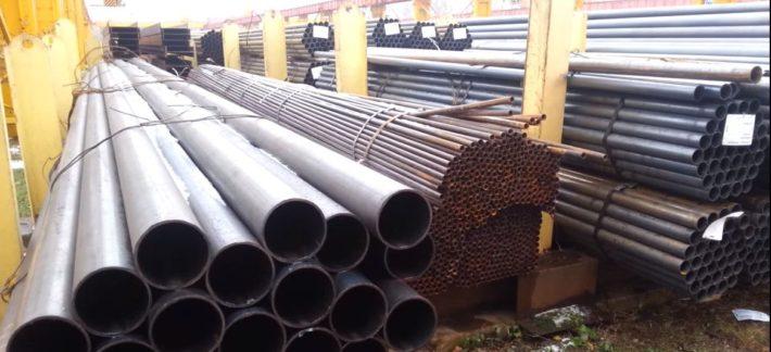 Огромный выбор стальных водопроводных труб